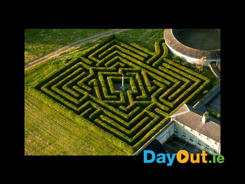 Russborough-House-Maze