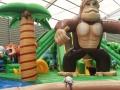 Inflatable-Gorilla-Celbridge-Football-Park