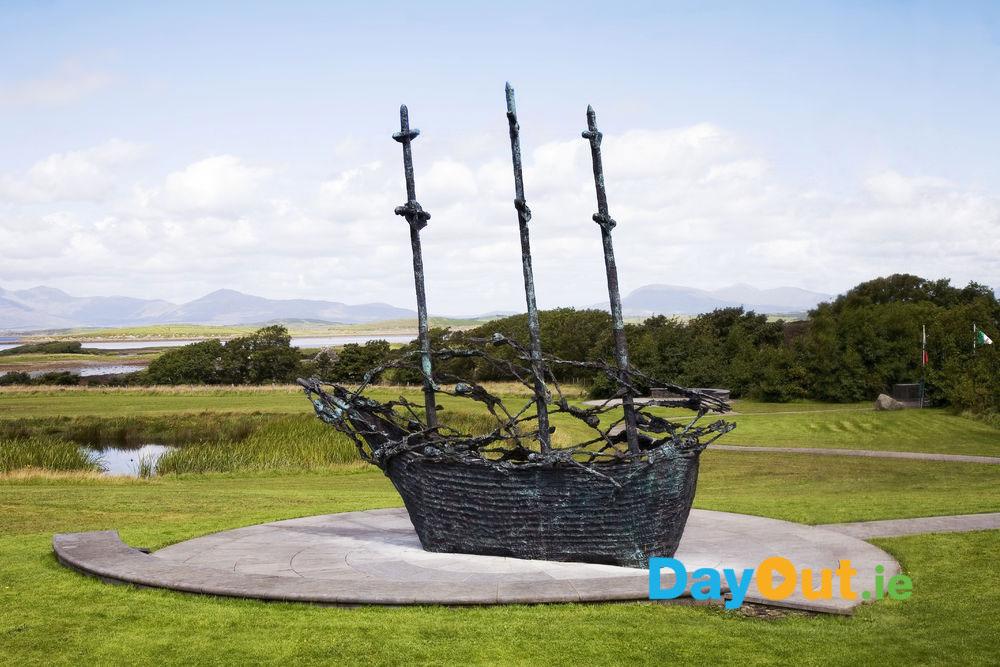 Murrisk-Famine-Memorial