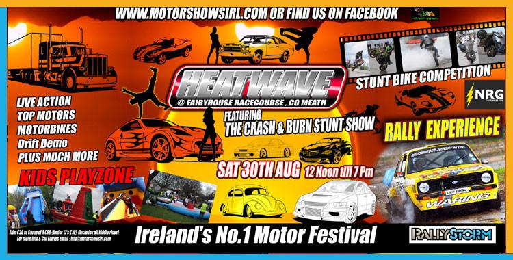 Heatwave Motorshow