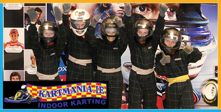 Kartmania Go Karting Cork