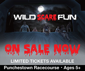 wild scare run